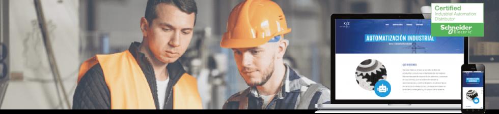 schneider certified automiatización industrial